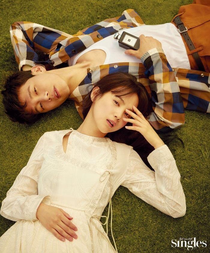 Kim mu yeol and yoon seung ah dating