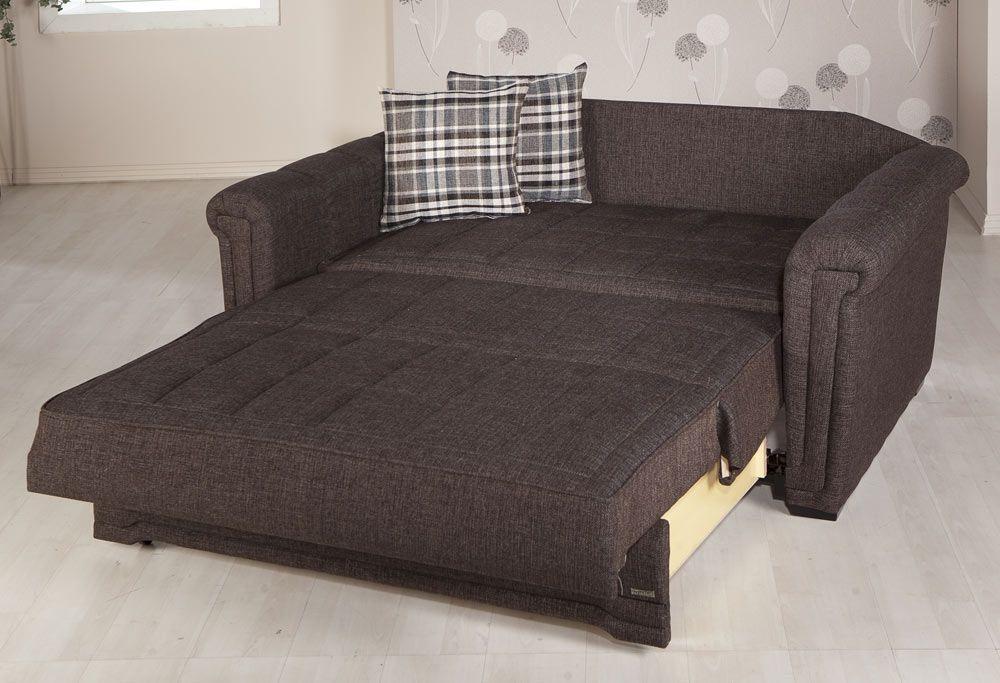 Istikbal Victoria Sleeper Love Seat Loveseat Sleeper Sofa