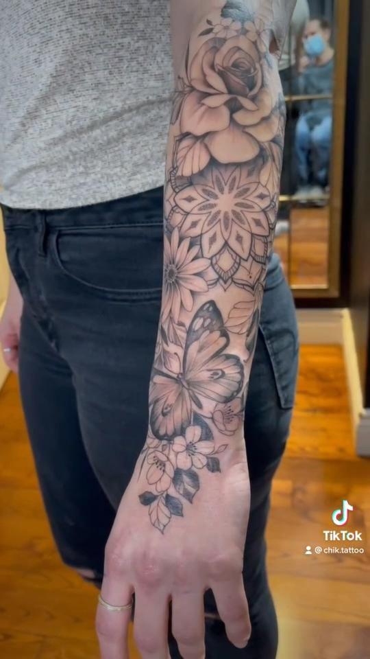 Dessin pour tatouage. par Chiktattoo sur Etsy