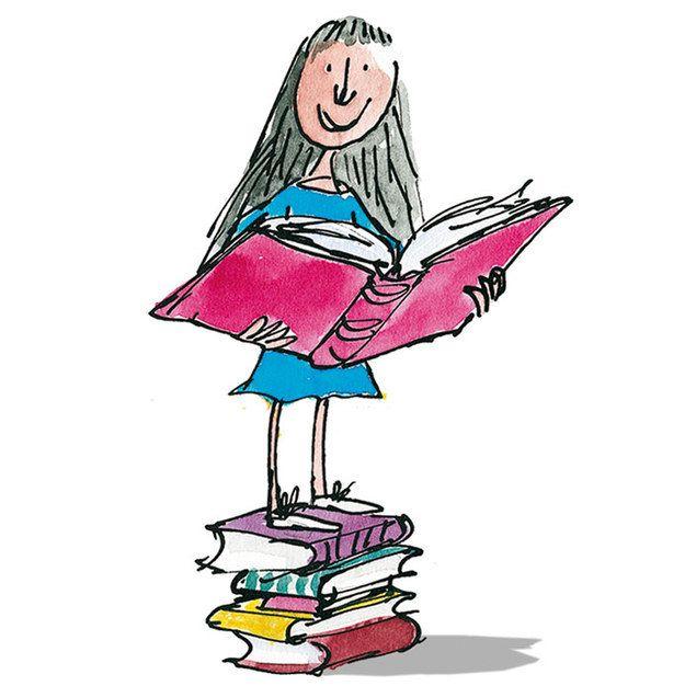 Matilda By Roald Dahl Quentin Blake Illustrations Matilda Roald Dahl Roald Dahl