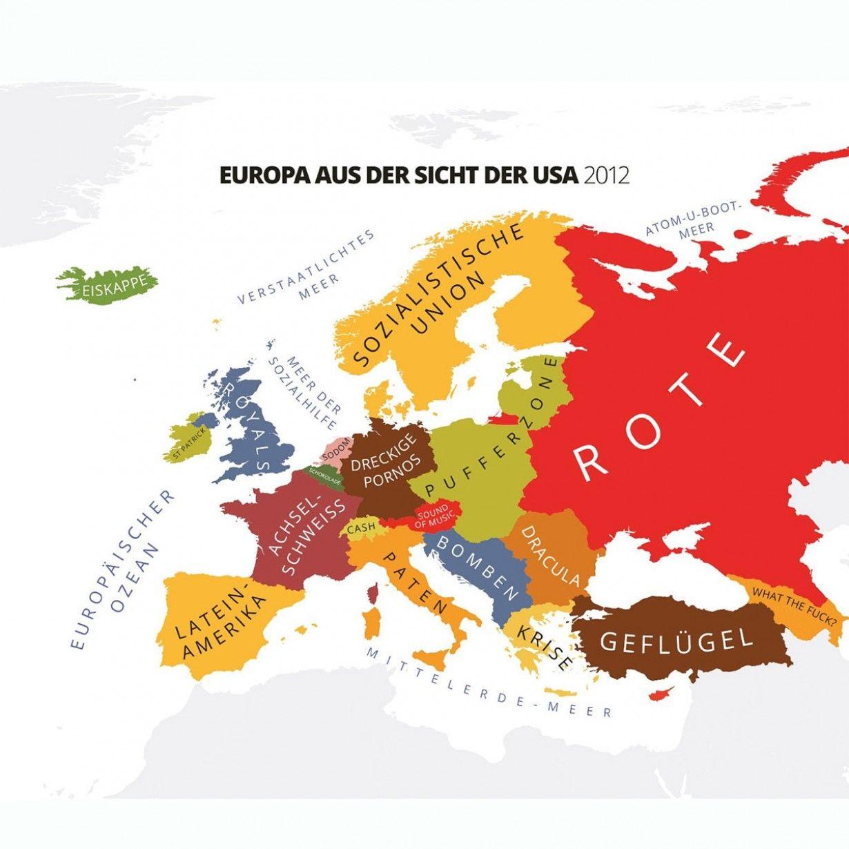Ein Atlas Mit Vorurteilen 80 Seiten Die Tollsten Produkte Des