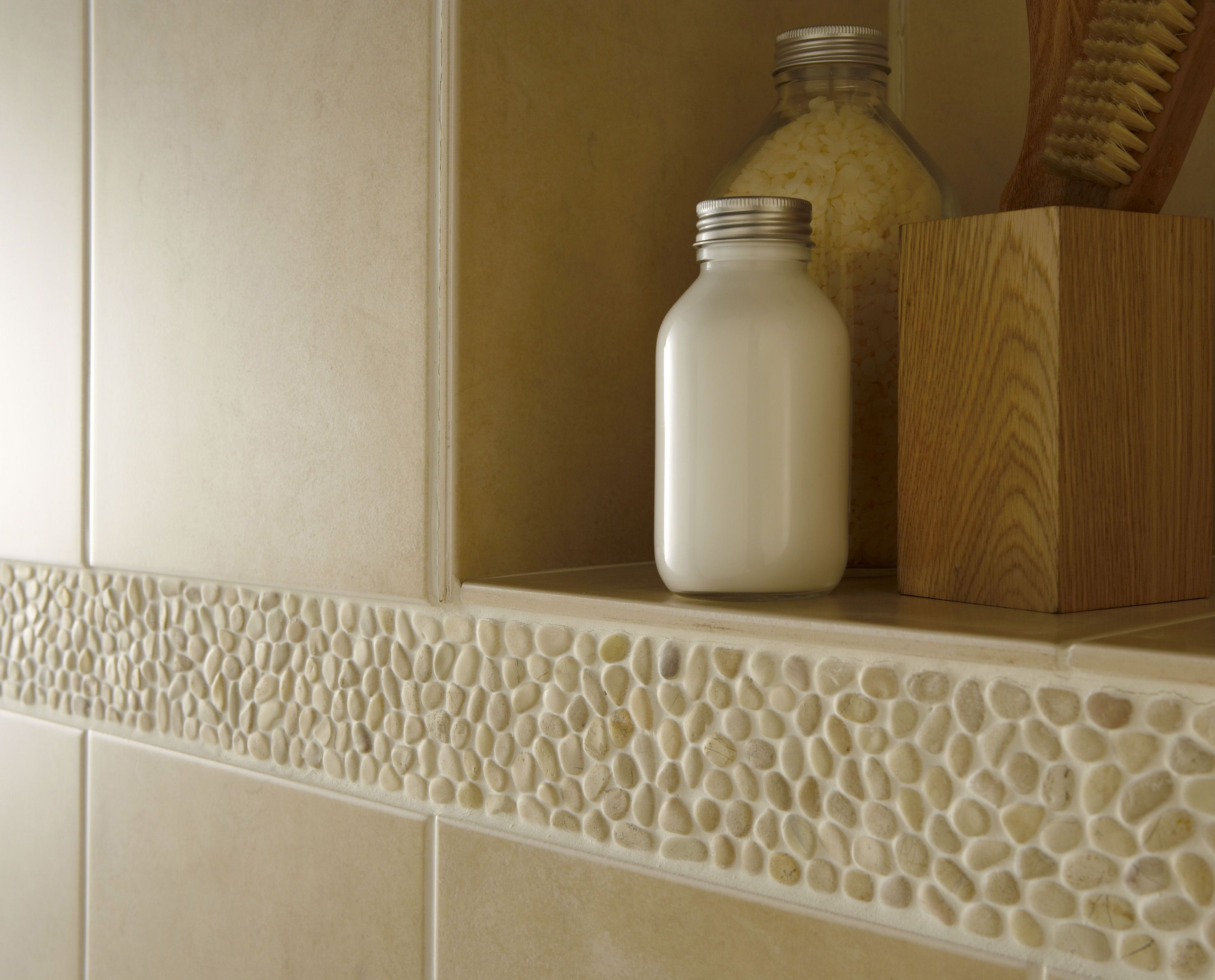 Good Laura Ashley Malvern Pebble Beige Strip X Wall Tile 5 Per Pack     Malvern  Range   Laura Ashley Collection   Shop By Range   Tiles