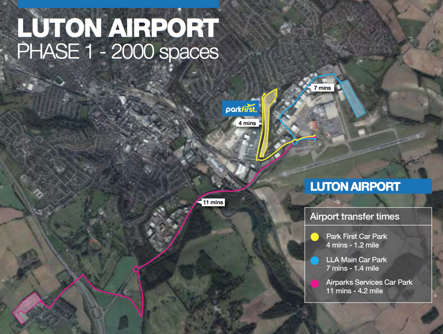 Beginners guide to buying a parking space at luton airport park beginners guide to buying a parking space at luton airport park first luton airport pinterest parking space glasgow airport and park kristyandbryce Images
