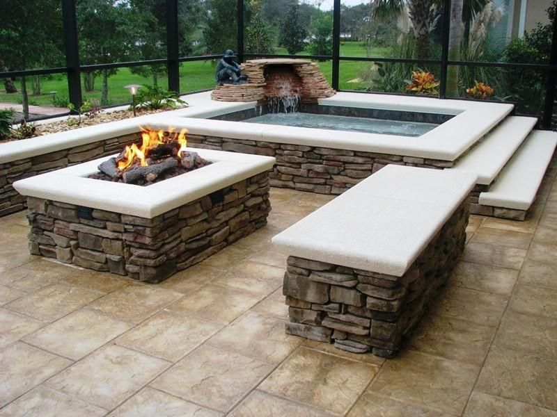 Fire Pit For Outdoor Upgrade Elliot