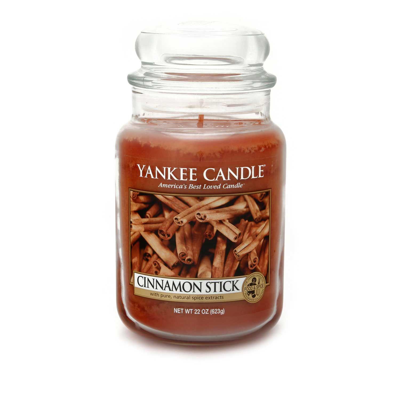 Yankee Candle Cinnamon Stick Large Jar