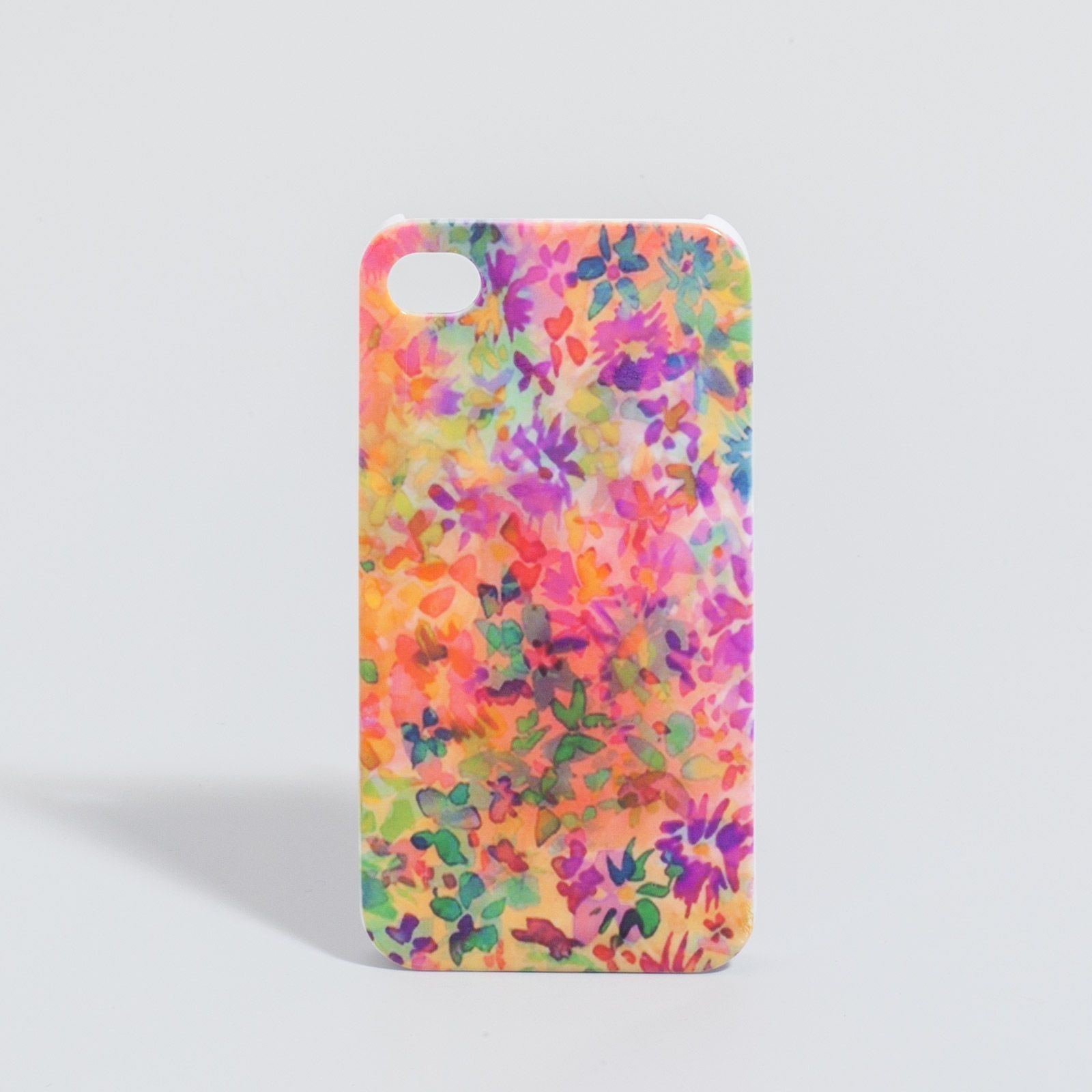 online retailer 5716f 6d58a Flower Paint Phone Cover from Dotti (AUD $2.95). | iPhone Bliiing ...