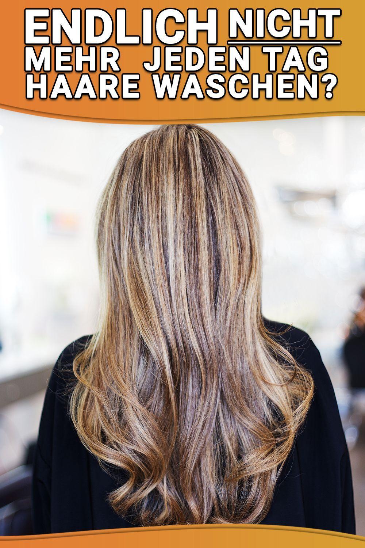 Jeden Tag Fettige Haare