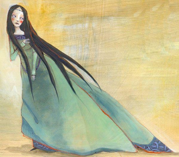Biancaneve, Chiara Fedele illustratrice