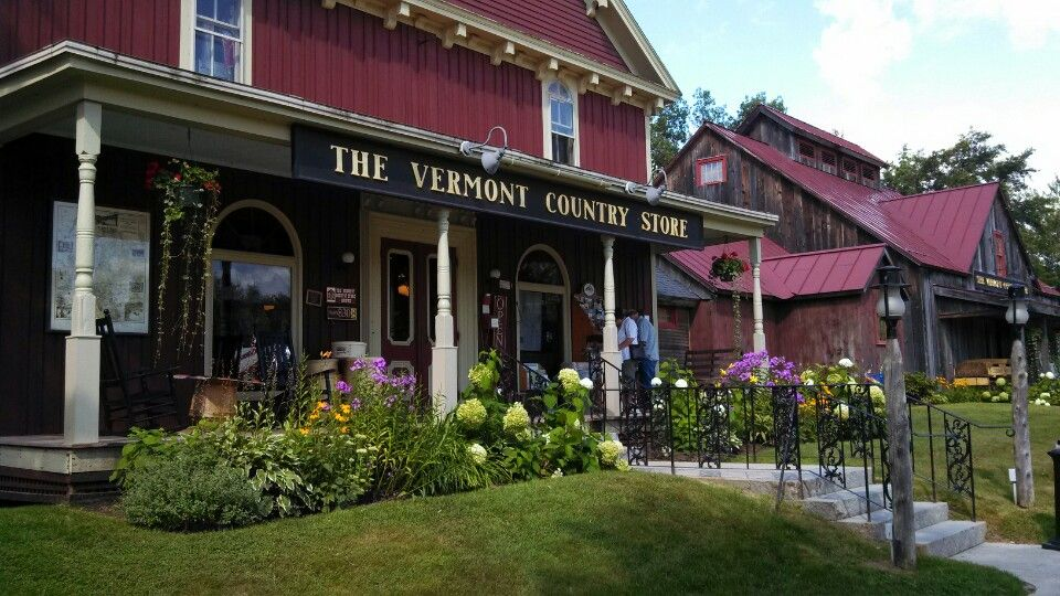 Vermont Country Store in Bellows Falls, VT
