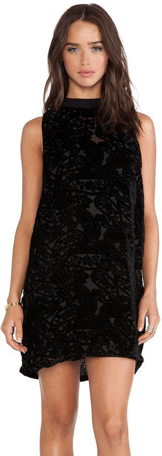 Pin for Later: The Best Festive Party Dresses Under £100 MinkPink First Glance Dress MinkPink First Glance Dress (£62)