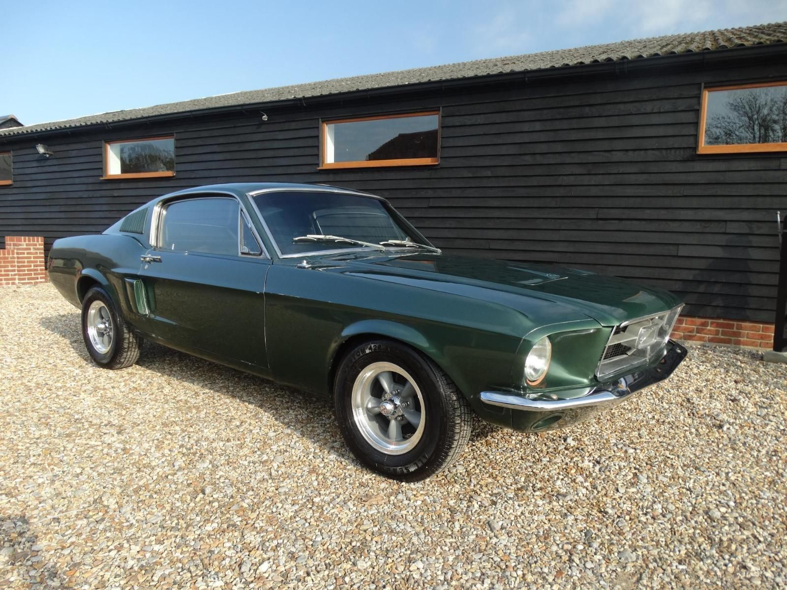 this 1968 ford mustang bullit fastback manual is for sale classic rh pinterest com 2017 Manual Cars eBay Auto Manuals