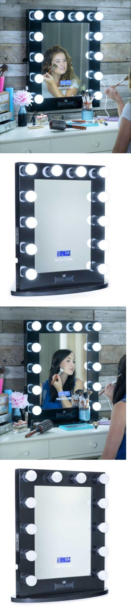 Makeup Mirrors Hollywood Vanity Mirror Bluetooth Speakers