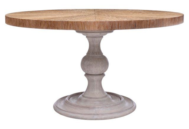 54 Round Dining Table Whitewash Round Dining Round Dining
