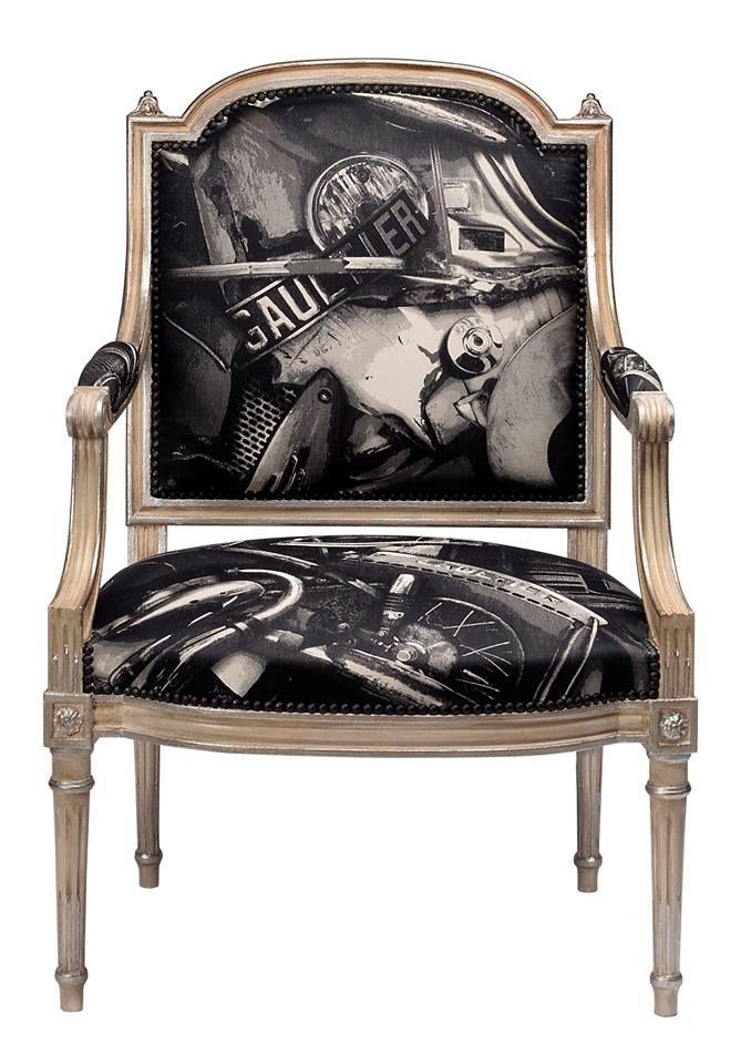 Jean Paul Gaultier Www Lelievre Eu Upholstery Upholstery Armchair Upholstery Diy