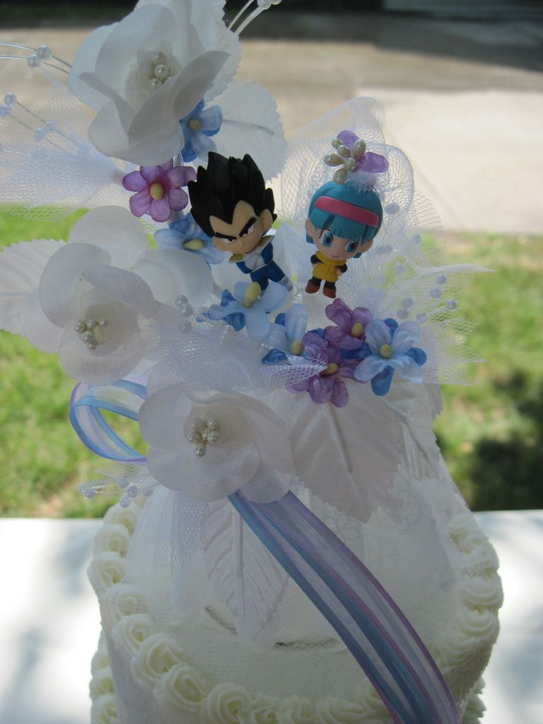 Dragonball Z Wedding Vegeta Google Search Wedding Themes Pink Wedding Theme Wedding