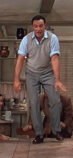 Gene Kelly and Phil Silvers in Summer Stock