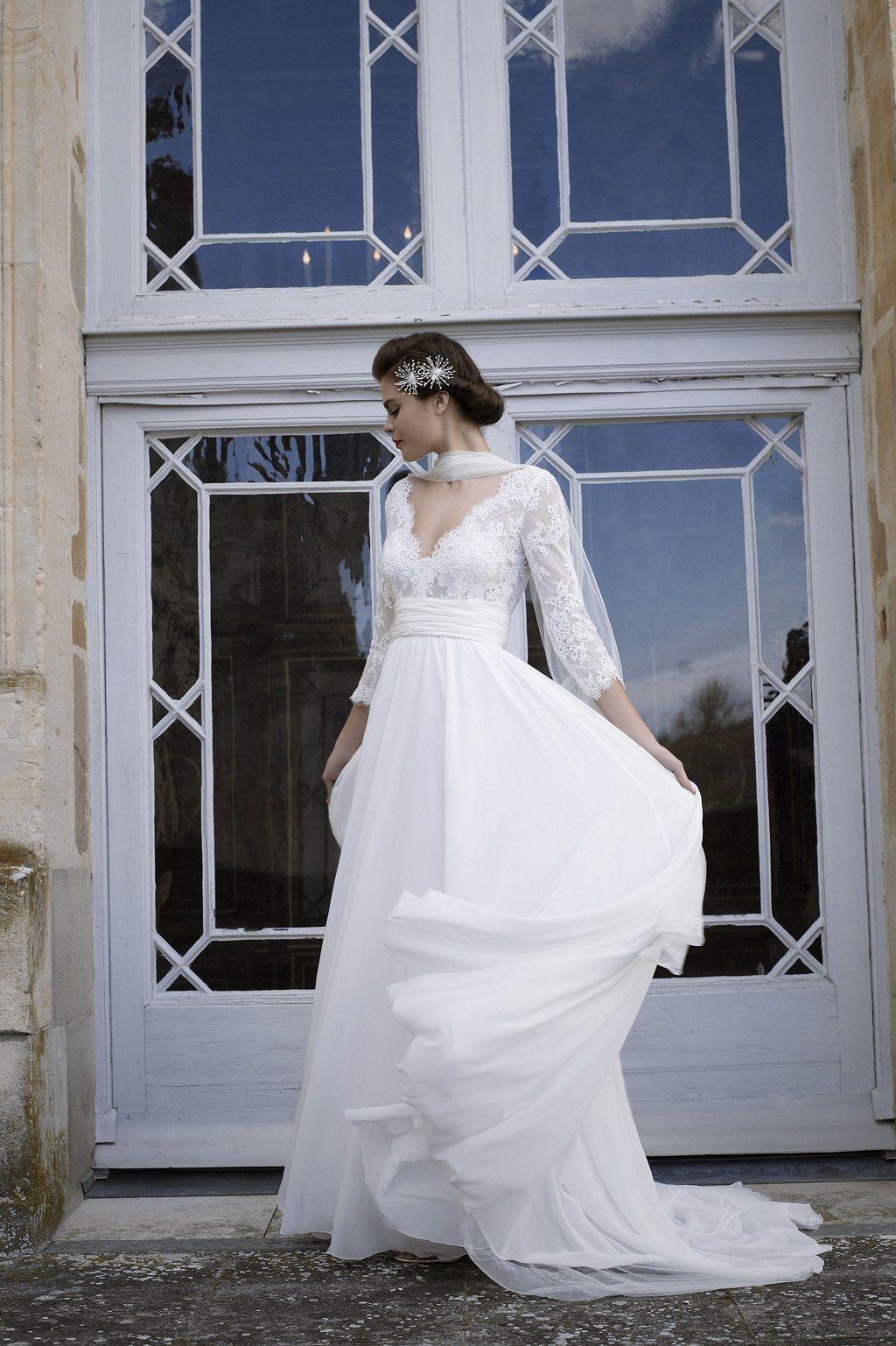 Creatrice robe mariee 3 soeurs