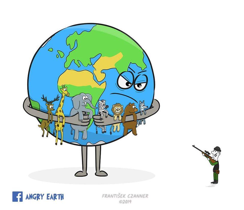 La Tierra Esta Enojada Y Te Lo Dicen Con Dibujos Imagenes Del Medio Ambiente Contaminacion Del Medio Ambiente Medio Ambiente Dibujo