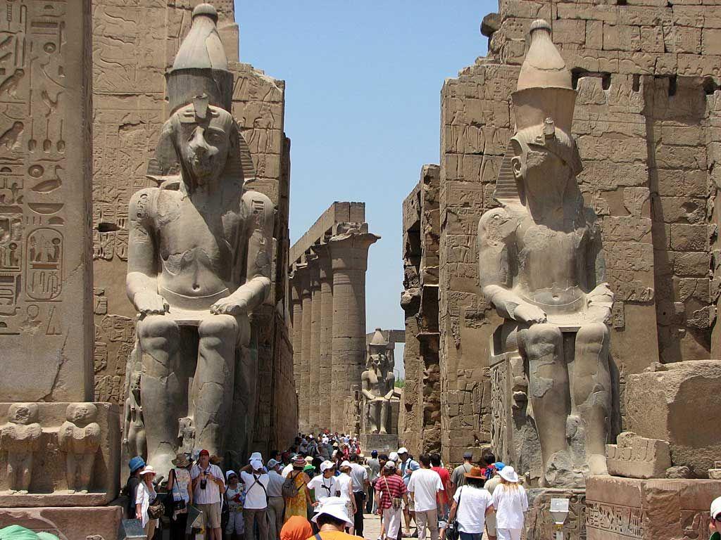 Karnak Temples in Luxor. Absolutly breathtaking.