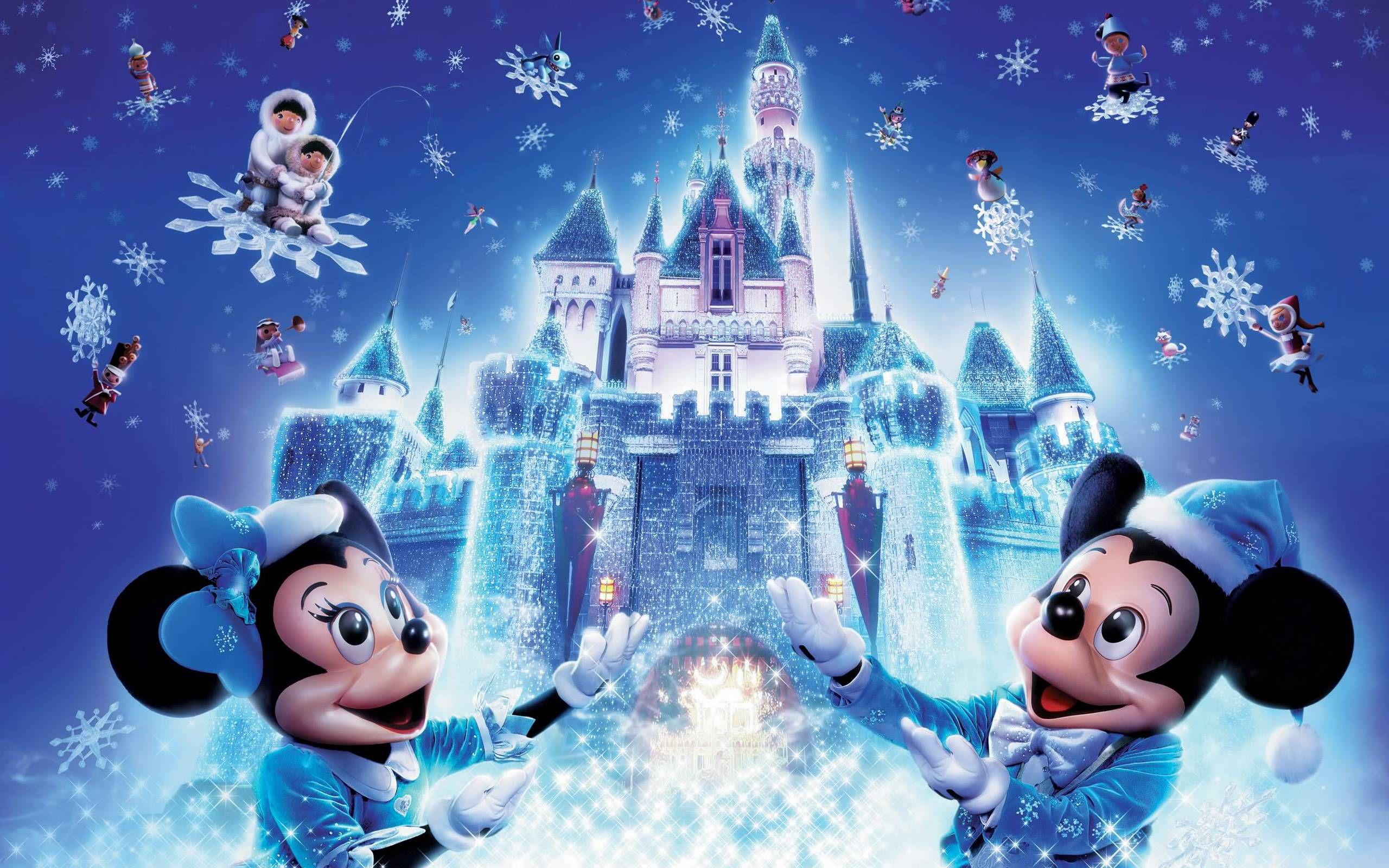 Free Disney Desktop Wallpaper Backgrounds Wallpaper Cave Disneyland Christmas Animated Christmas Wallpaper Disney Wallpaper