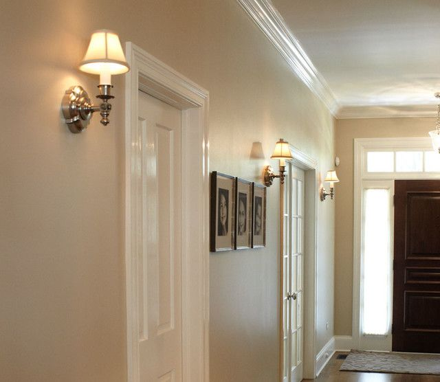 How To Decorate Your Hallway With A Wall Sconce Sconces Wall