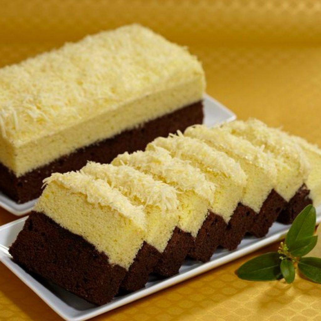 Resep dan Cara Membuat Brownies Kukus Coklat Keju Lembut Special