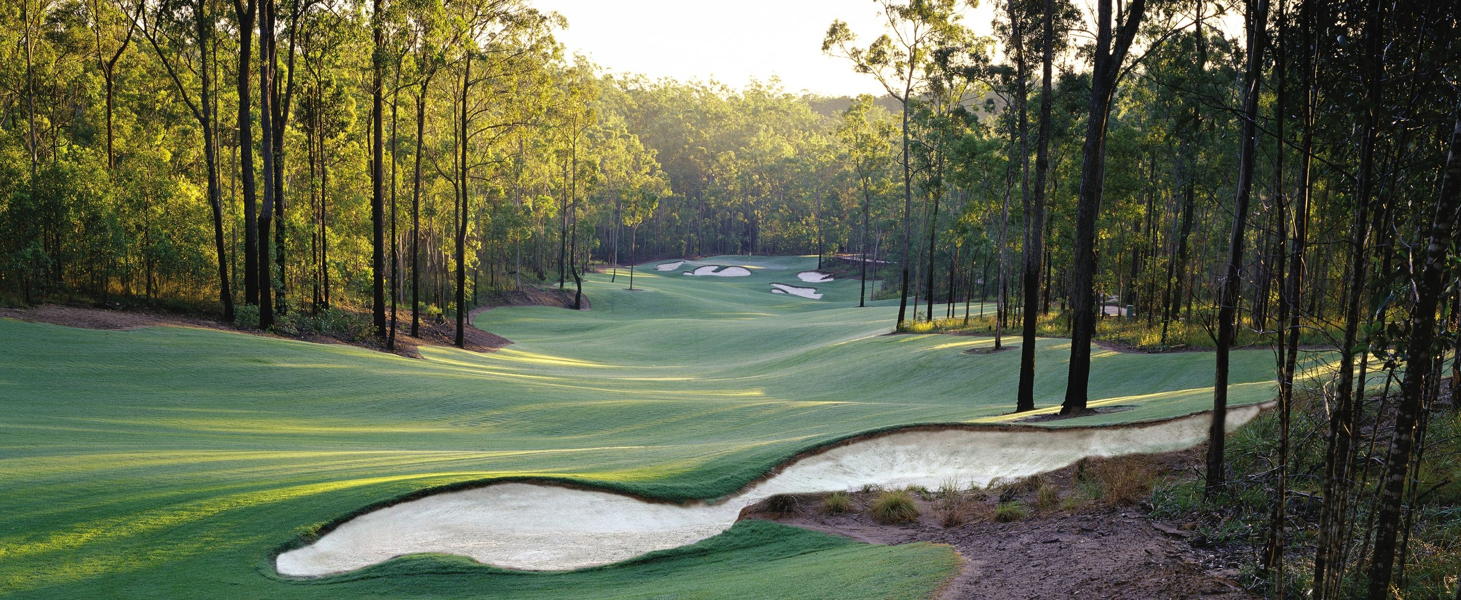 13th Hole At Brookwater Golf Country Club Designed By Greg Norman Golf Courses Golf Public Golf Courses