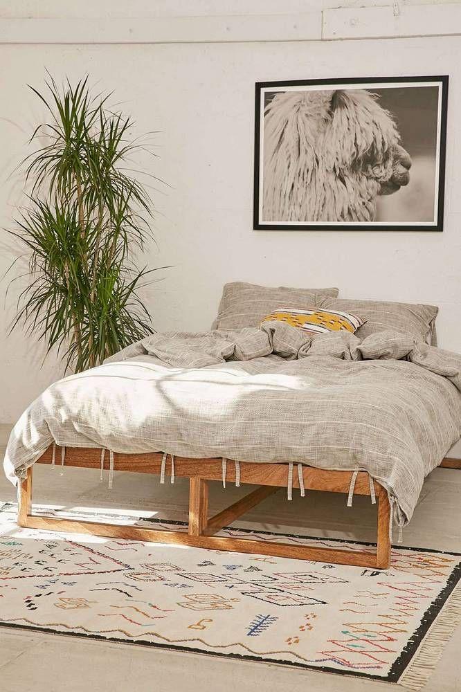 19 not boring bed frames inspiring us rn bed frames minimal and bedrooms - Minimal Bed Frame
