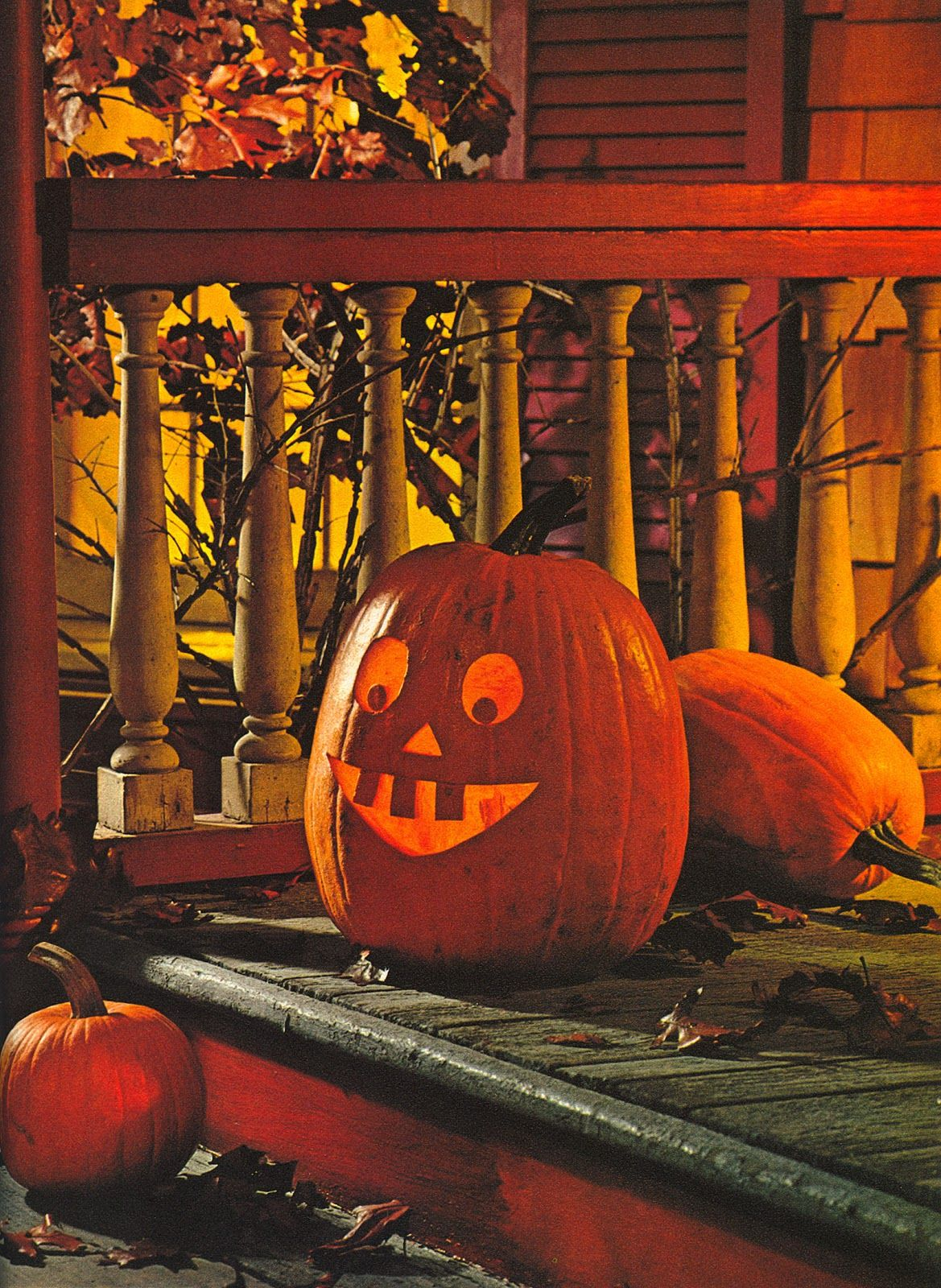 Halloween Ideals, 1977
