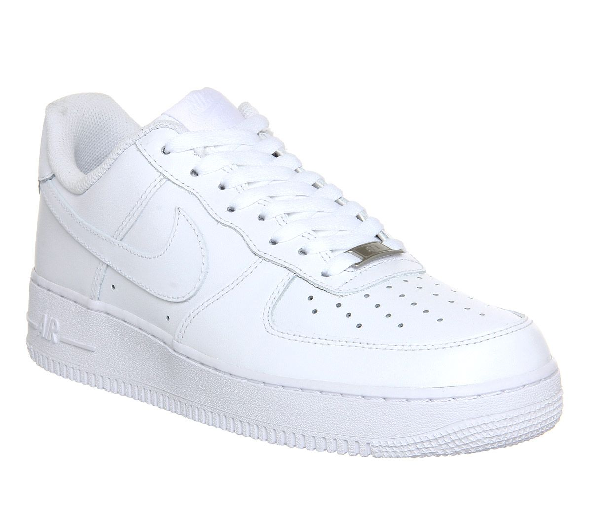 Buy White Nike Air Force 1 (m) from OFFICE.co.uk. | Men's