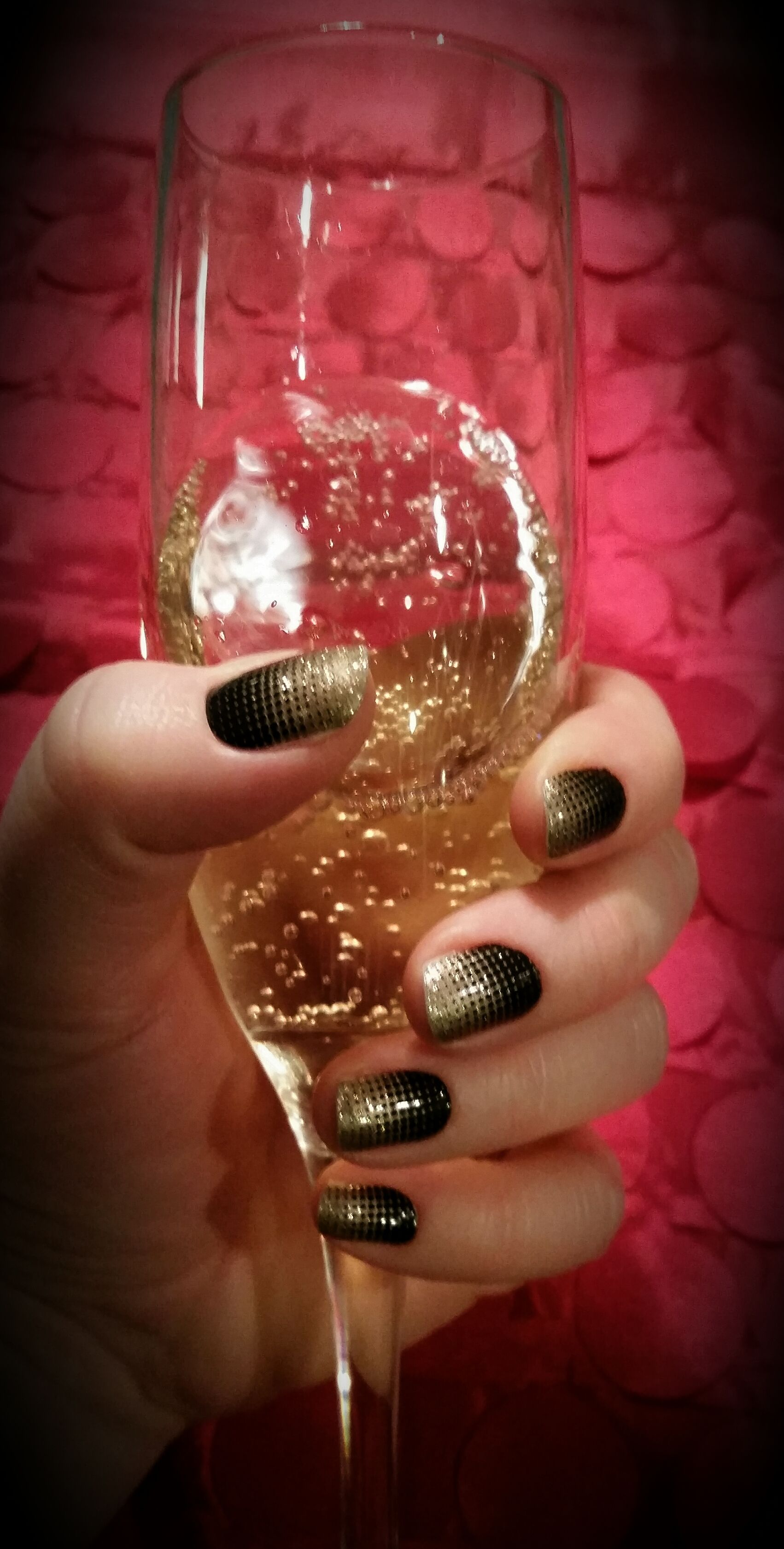 All ready for New Year\'s Eve with Fade Out! | Jamberry nail ...