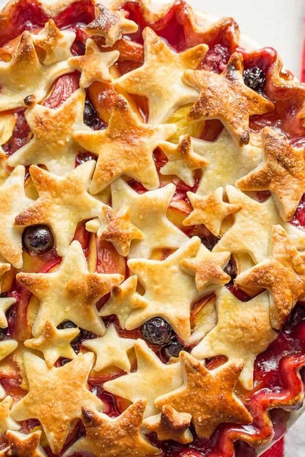 Fancy Pies Are Trending (and Here Are 13 Recipes to Try) #purewow #recipe #pie #food #trends #dessert #easy