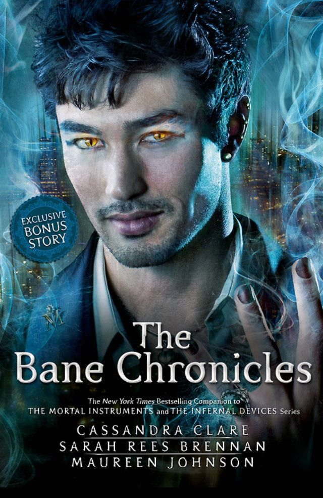 Cover For The Bane Chronicles Real Actual Book It S So Beautiful