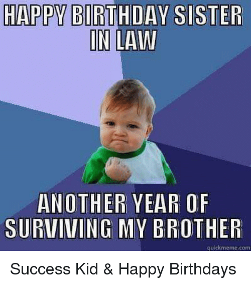 Read Now Trending 24 Sister in Law Memes Funny quotes