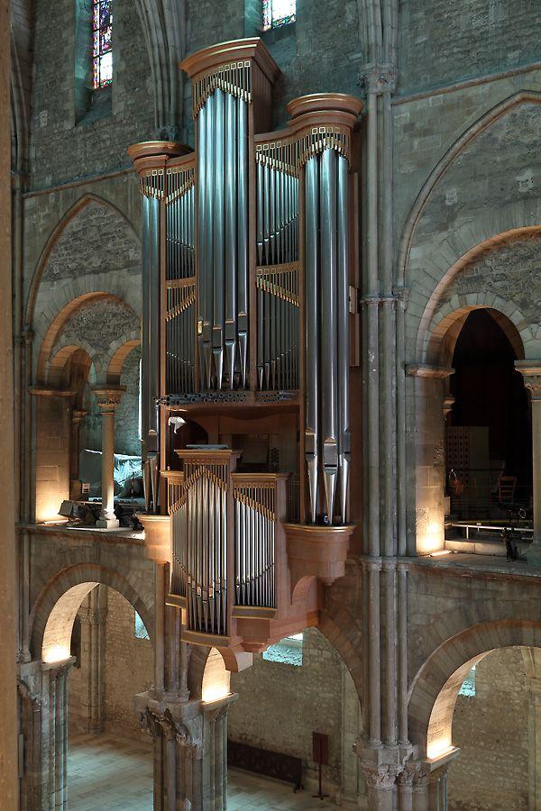 Bertrand Cattiaux Organ Reims St Remi Orgel Kirchenmusik Kathedrale