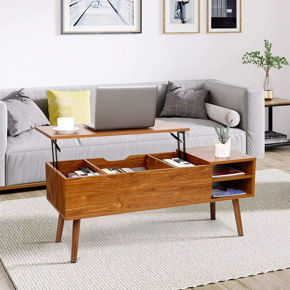 Amazon Com Modern Lift Top Coffee Table For Living Room Amzdeal Sturdy Lift Top Table Easier To Lift Living Room Table Living Table Living Room Coffee Table [ 1000 x 1000 Pixel ]