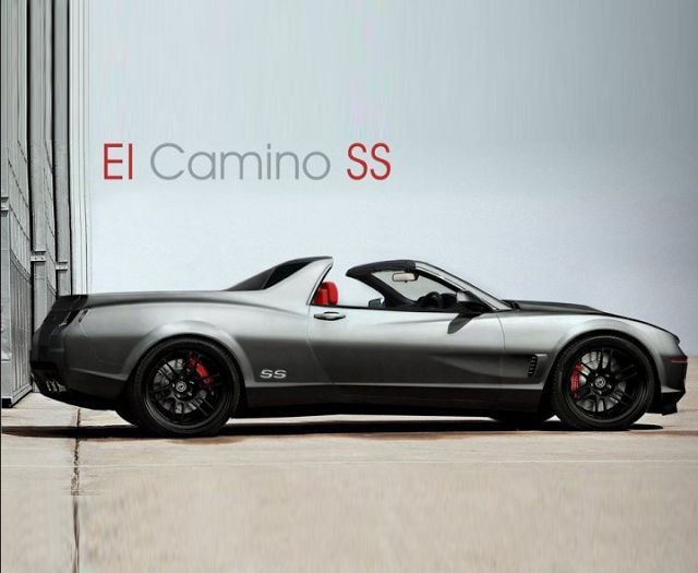 Awesome Cars Cool Chevy El Camino SS Engine Upgrade - Cool cars and prices