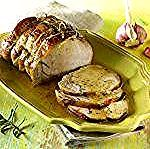 Photo of Pork loin: what part is it and differences with the pork loin. Rice …