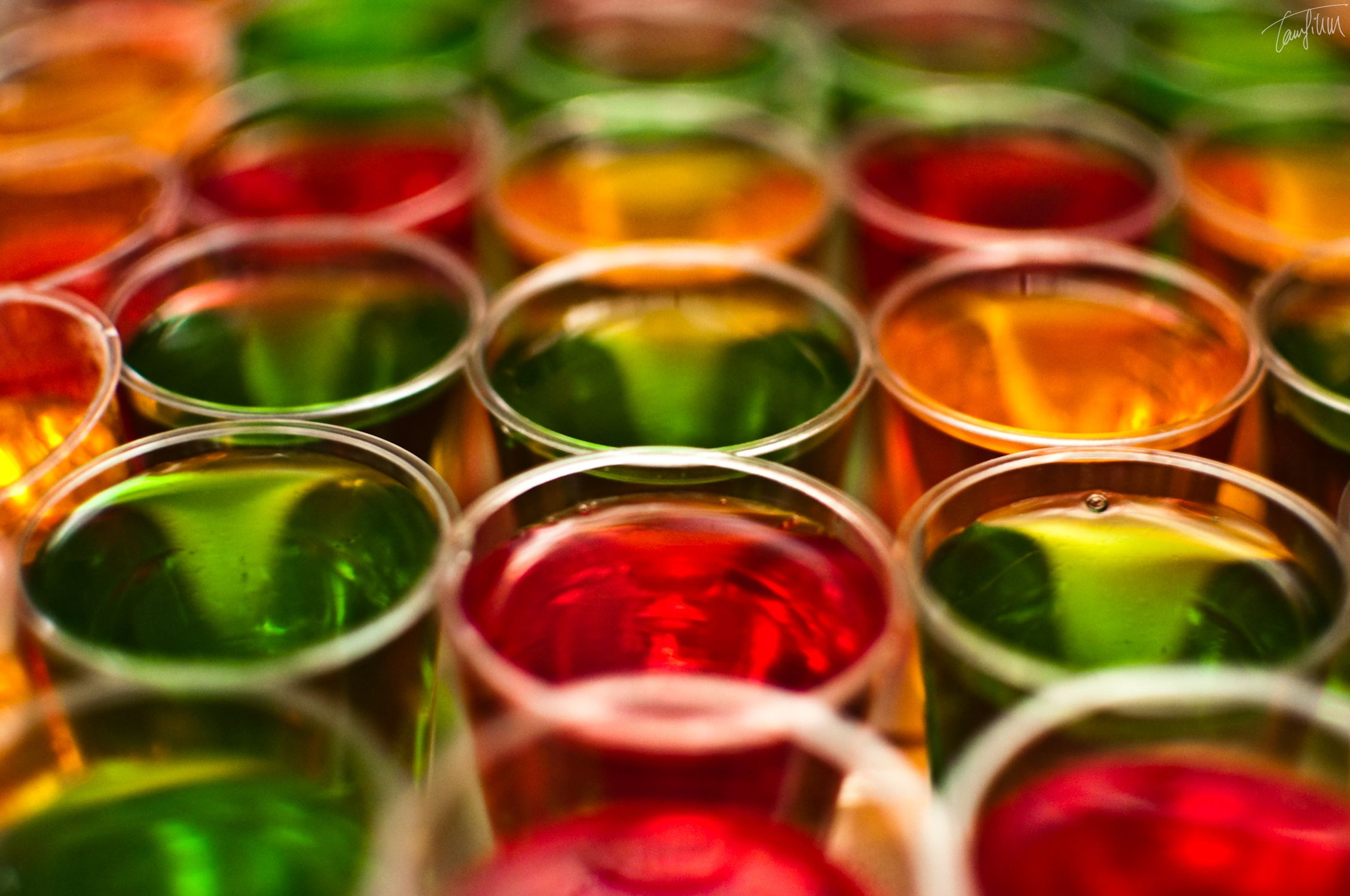 How to make jello shots without jello with images