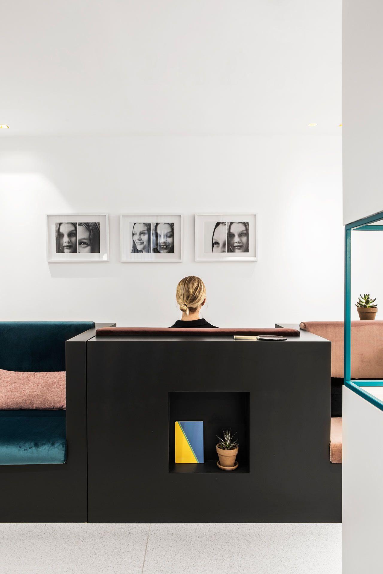 Maayan Zusman Designs a Modern Medical Office That Won't