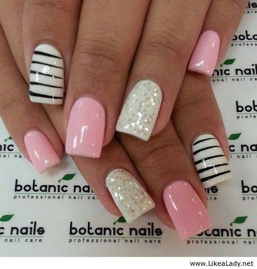 Nice Nail Design Fashion And Style Secrets Pinterest Nails
