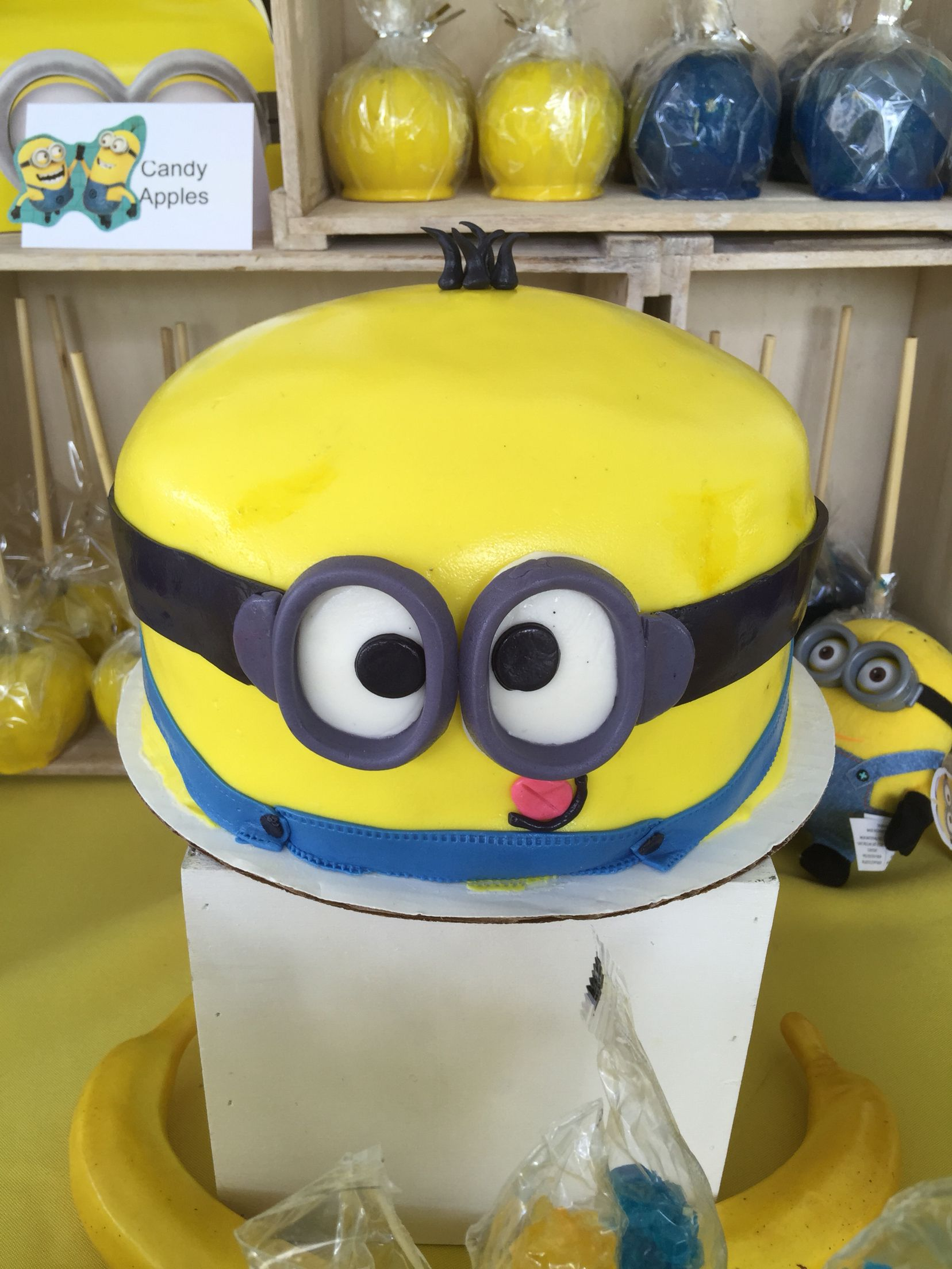 Sweet Minion | www.topsimages.com