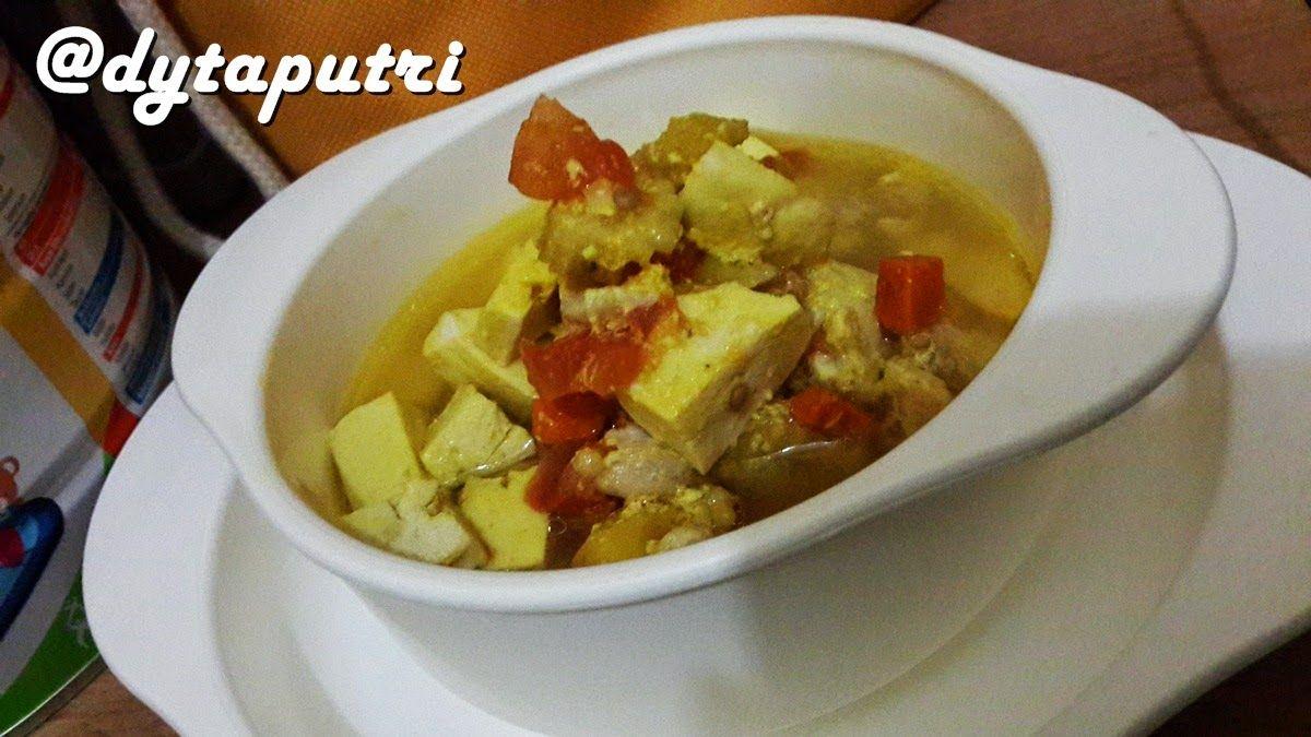 The Dytaputri Resep Mpasi Gindara Kuah Kuning 10m Resep Masakan