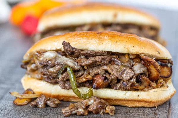 Easy Philly Cheesesteak Recipe Ultimate Guide Momsdish Cheesesteak Recipe Cheesesteak Food Recipes