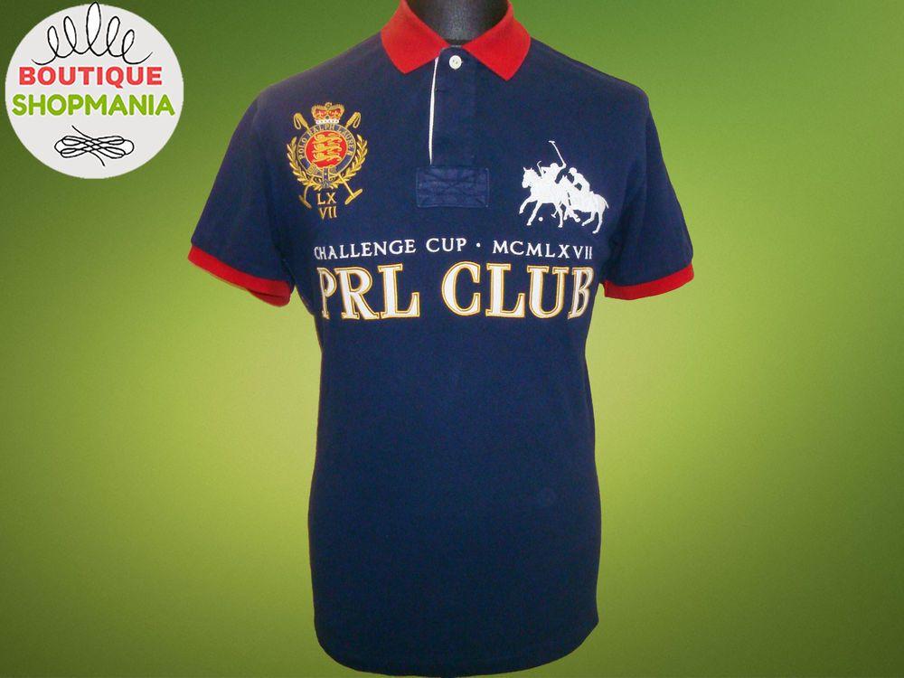 Lauren Challenge Ralph Shirt All Prl Pony Cup Polo Club3 Big PkOXiwZuT