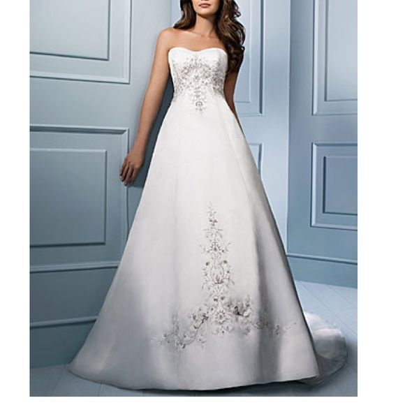 Alfred Angelo Wedding Dress style 757 Brand new with tag, Ivory, style 757, size 6 . Dresses