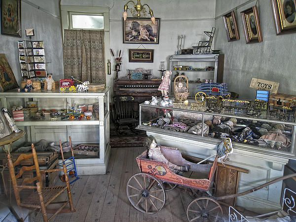 Victorian Toy Store