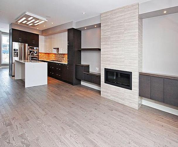 Preverco Brushed Ash Inox Colour Credit Carpet And Floor Centre