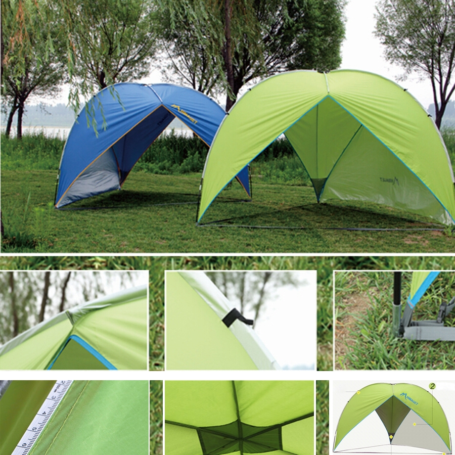 199.99$  Buy now - http://alivzc.shopchina.info/1/go.php?t=32433374717 - Instant Canopy Outdoor Camping Tent Waterproof Rainproof Fishing Beach Picnic Sunshade Large Camping Tent For 5-8 Persons   #aliexpressideas