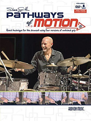 Steve Smith Pathways of Motion (w/DVD/Download) | Products | Steve